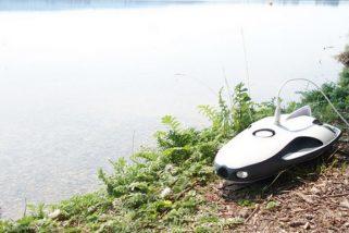 Test du PowerRay, le sous marin signé PowerVision