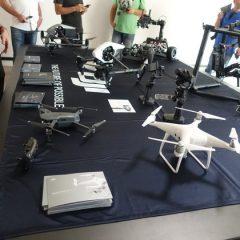 L'expérience DJI Aerial Workshop par studioSPORT