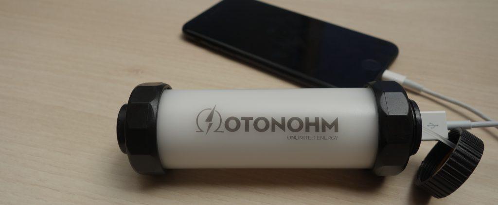 Otonohm PowerLamp 3.400 mAh