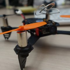 Découverte du F110, premier drone de Radiolink