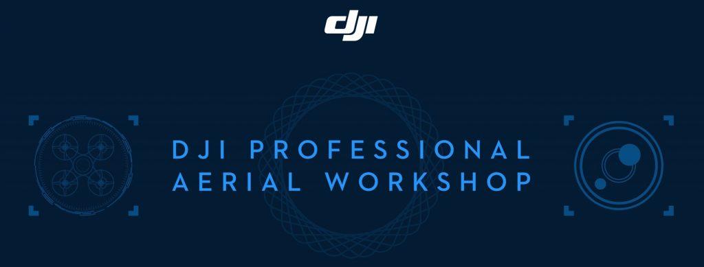 DJI Aerial Workshop