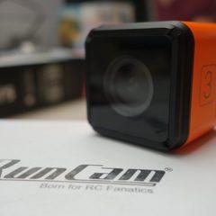 Test de la petite caméra RunCam 3 HD