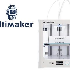 Présentation de l'imprimante 3D Ultimaker 3