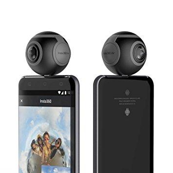 nouvelle gamme insta360 les cam ras 360 smartphones studiosport. Black Bedroom Furniture Sets. Home Design Ideas