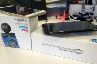 Nouvelle gamme Insta360, les caméras 360 smartphones
