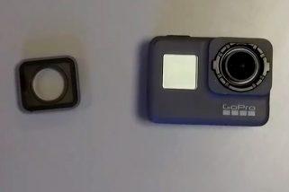Comment changer le filtre de la GoPro Hero5 Black