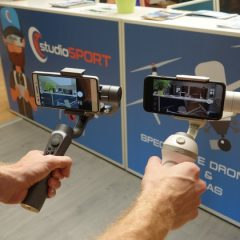 Les stabilisateurs smartphones Vimble C vs Smooth Q