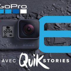 GoPro Hero6 Black, quelles sont les nouveautés ?