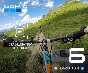 GoPro Hero6 Black stabilisation