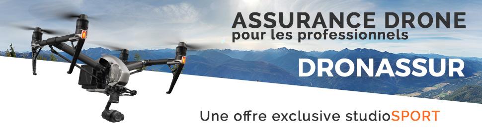 Assurance Drone Dronassur via studioSPORT