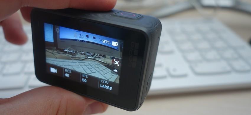 Ecran tactile LCD GoPro Hero 6