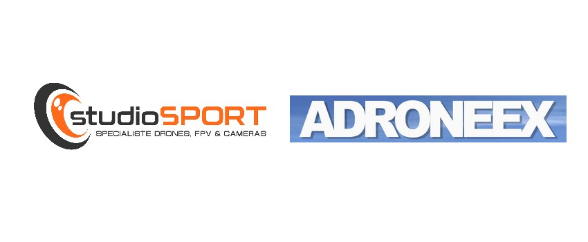 Collaboration studioSPORT Adroneex pour le salon SATIS