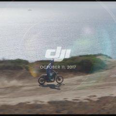 Nouveauté DJI annoncée le 11 octobre