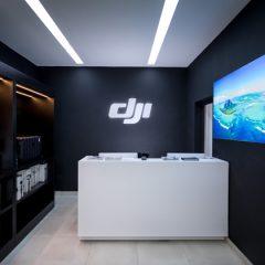 Magasin DJI Store Paris par studioSPORT