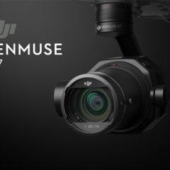 DJI Zenmuse X7, la nouvelle caméra Super 35 pour l'Inspire 2