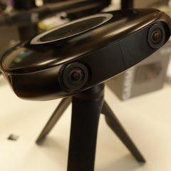 Découvrez la Vuze 3D 360, dédiée à la réalité virtuelle