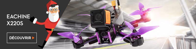 Idée cadeau drone racer