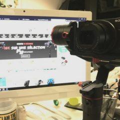Le FeiyuTech A1000, sa Handle bar et ses accessoires
