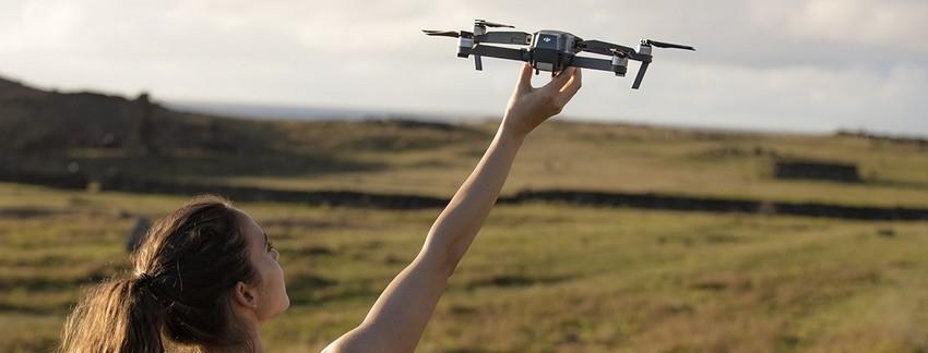 Conseils pour débuter le pilotage de drone DJI