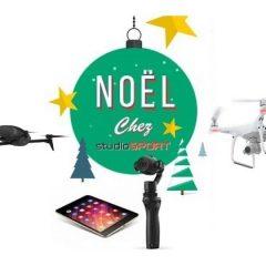 Découvrez les offres de Noël studioSPORT !