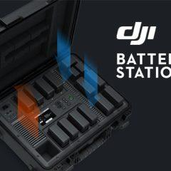 La station de charge DJI pour batteries TB50 est annoncée !