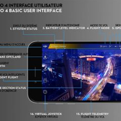 Tuto DJI GO 4 : prise en main de l'application et interface