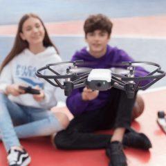 Découvrez le drone Tello de Ryze, une collaboration DJI