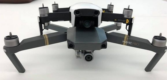 Comparatif: DJI Mavic Air / Pro / Platinum