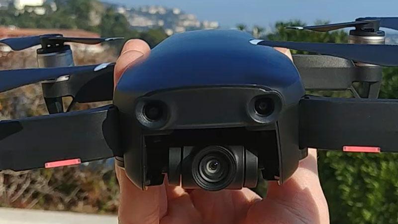 Caméra du DJI Mavic Air