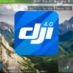 Tuto DJI: changer la langue sur DJI Go 4
