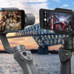 DJI Osmo Mobile contre DJI Osmo Mobile 2, les différences !
