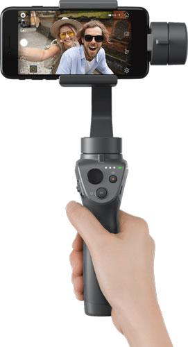 DJI Osmo Mobile 2 selfie