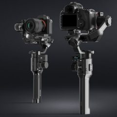 DJI Ronin-S, une version une main surpuissante