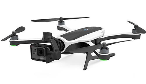 Le déclin de gopro et l'arrêt du drone karma