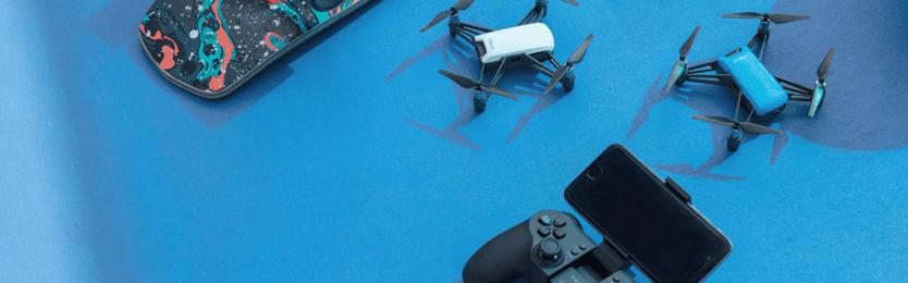 Customisez votre drone Tello Ryze DJI