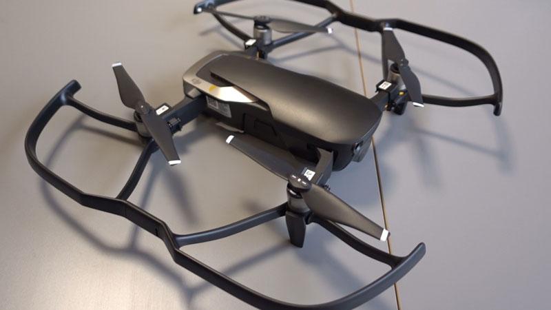 DJI Mavic Air protections d'hélices