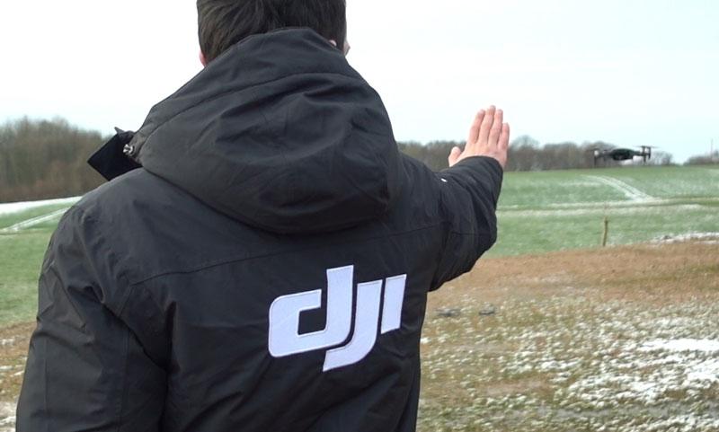 SmartGesture DJI Mavic Air