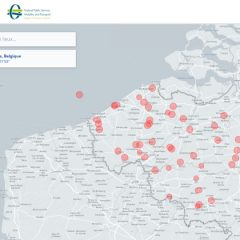 Où voler en Belgique avec un drone ?