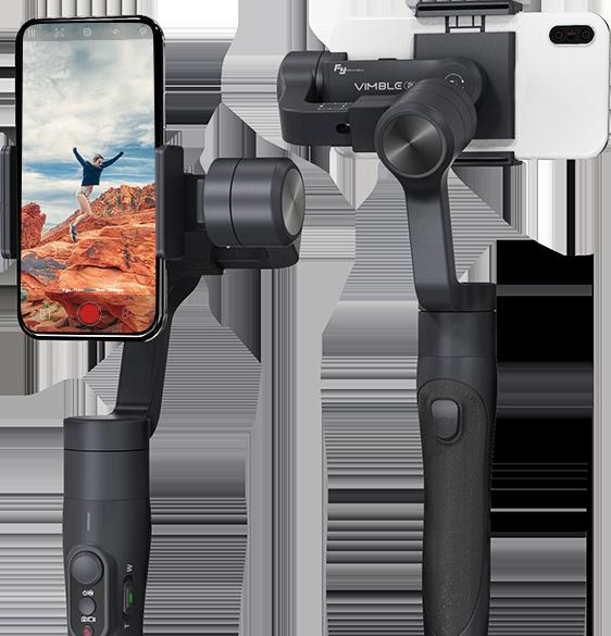 Vimble 2 Feiyu stabilisation smartphone