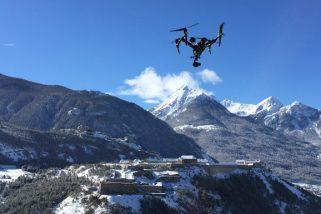 FreewayDrone filme avec un Inspire 2 pour des racines et des ailes