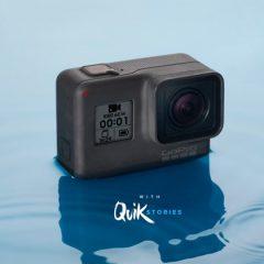 GoPro Hero 2018, la nouvelle caméra d'entrée de gamme à 219€ !