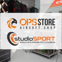 Fermeture de la partie studioSPORT du magasin OPS-store / studioSPORT de Darnétal.