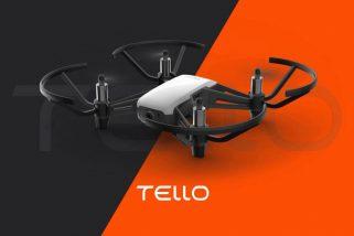 Comment utiliser l'application du Ryze Tello ?