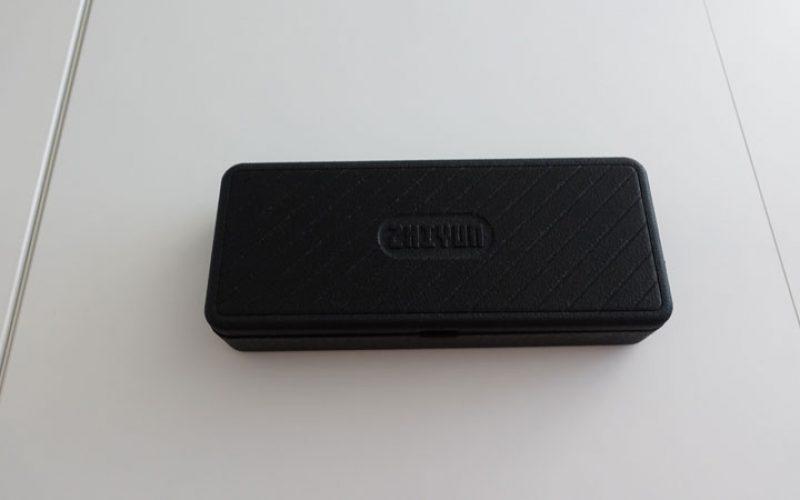 Zhiyun Smooth 4 packaging sacoche pochette