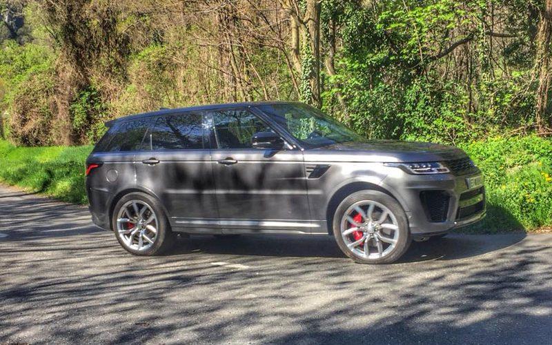 Voiture Range Rover