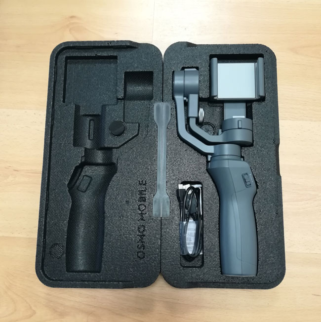 Coque du DJI Osmo Mobile 2