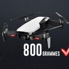 Décret d'application : les 800 grammes sont validés !