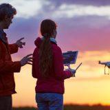 Focus sur le nouvel examen théorique professionnel aux drones.
