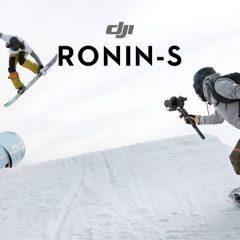 DJI Ronin-S toutes les caractéristiques et informations