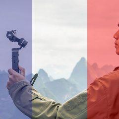 Feiyu G6 notice en français disponible !
